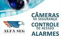 Logo de Alfa Seg Segurança Eletrônica em Campina de Icoaraci (Icoaraci)