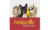 Logo de Animalle Mundo Pet em Gutierrez