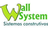 Logo Wall System Sistemas Construtivos