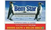 Logo Bem Star Ar Condicionado e Refrigeração em Nova Lima