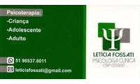 Logo de Psicóloga Letícia Fossati em Cavalhada