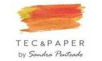 Logo de Tece & Paper em Vila Progredior