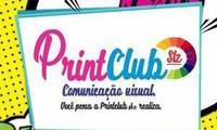 Logo Printclubslz Comunicação Visual