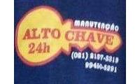 Logo de Chaveiro 24hs Alto Chaves em Tijuca