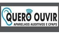 Logo de Quero Ouvir - Aparelhos auditivos