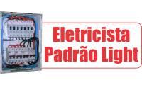 Logo Eletricista Padrão Light em Éden