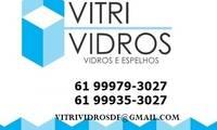 Logo de Vitrividros Vidros E Espelhos em Guará II