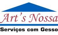 Logo Art'S Nossa - Forros em PVC em Petrópolis