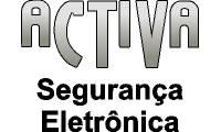 Logo de Activa Segurança Eletrônica - 24 Horas em Industrial