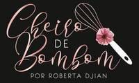 Logo de Cheiro de Bombom Doces Finos