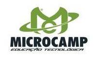 Logo de Microcamp em Centro