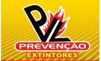 Logo Prevenção Equipamentos Contra Incêndio em Tupi B