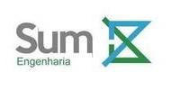 Logo de Sum Engenharia em Leblon