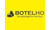 Logo de Botelho Terraplanagem e Serviços
