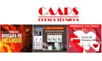 Logo Caaps Cursos Técnicos em Cascadura