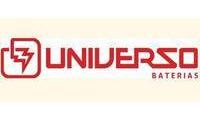 Logo de Universo Baterias em Pedreira