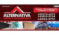 Logo Alternativa Toldos & Policarbonato