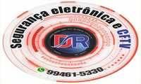Logo de DR Segurança Eletrônica e CFTV em São José Operário