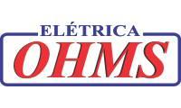 Logo Elétrica Ohms em Porto