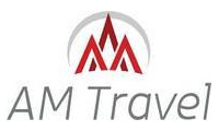 Logo de AM Travel em Centro