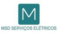 Logo MSD Serviços Elétricos e Ar-Condicionado em Sussuarana