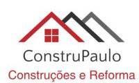 Logo de ConstruPaulo Construções e Reforma em Jardim São Conrado
