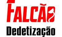 Logo Falcão Dedetização em Guadalupe