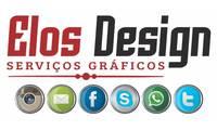 Logo de Elos Design - Cartões de Visitas