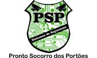 Logo de PSP Sistemas de Segurança