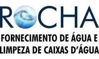 Logo de Rocha Água Potável e Limpeza de Caixas D'Água