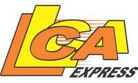 Logo de Lca Express em Centro