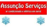 Logo Instalador de Ar Condicionado em Cuiabá MT Assunção Serviços em Parque do Lago
