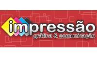 Logo de Impressão Gráfica & Comunicação em Guanandi