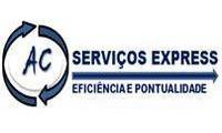 Logo de AC SERVIÇOS EXPRESS (Serviços de Motoboy e Entregas Rápidas) em Bongi