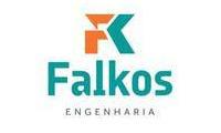 Logo Falkos Engenharia e Pré-Moldados em Santa Lúcia