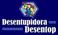 Logo de Desentupidora Desentop Tudo em Turu