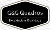 Logo de Quadros Escolares G&G em Setor Faiçalville