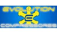Logo de Evolution Compressores em Taquara