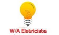 Logo de W/A Eletricista em Marambaia