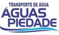 Logo de Águas Piedade - Transporte de Água em Caminhão Pipa