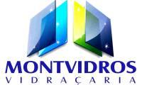 Logo de Vidraçaria E Esquadrias Montvidros em Novo Horizonte