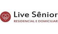 Logo de Live Senior - Residencial e Cuidado Domiciliar de Idosos em Caminho das Árvores