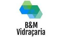 Logo de B&M VIDRAÇARIA em Santa Maria