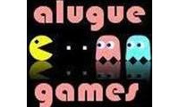 Logo de Alugue Games em Praia da Bandeira