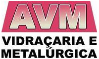 Logo de AVM Vidraçaria em Crespo