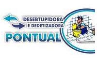 Logo DESENTUPIDORA E DEDETIZADORA PONTUAL em Santa Cruz