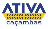 Logo de ATIVA Caçambas