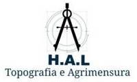 Logo de H.A Topografia em Dom Pedro I