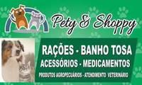 Logo Pety & Shoppy em Vila Santo Antônio