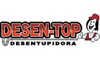 Logo Desentupidora Desen-Top Tudo